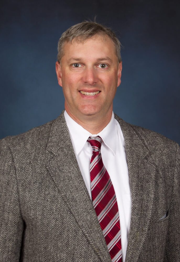 Houston Academy's Headmaster, Dr. Scott Phillipps