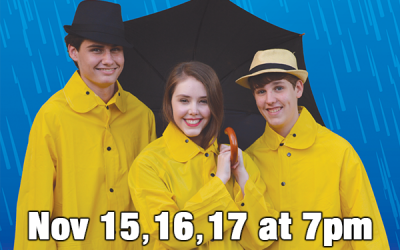 Singin' in the Rain is This Week!