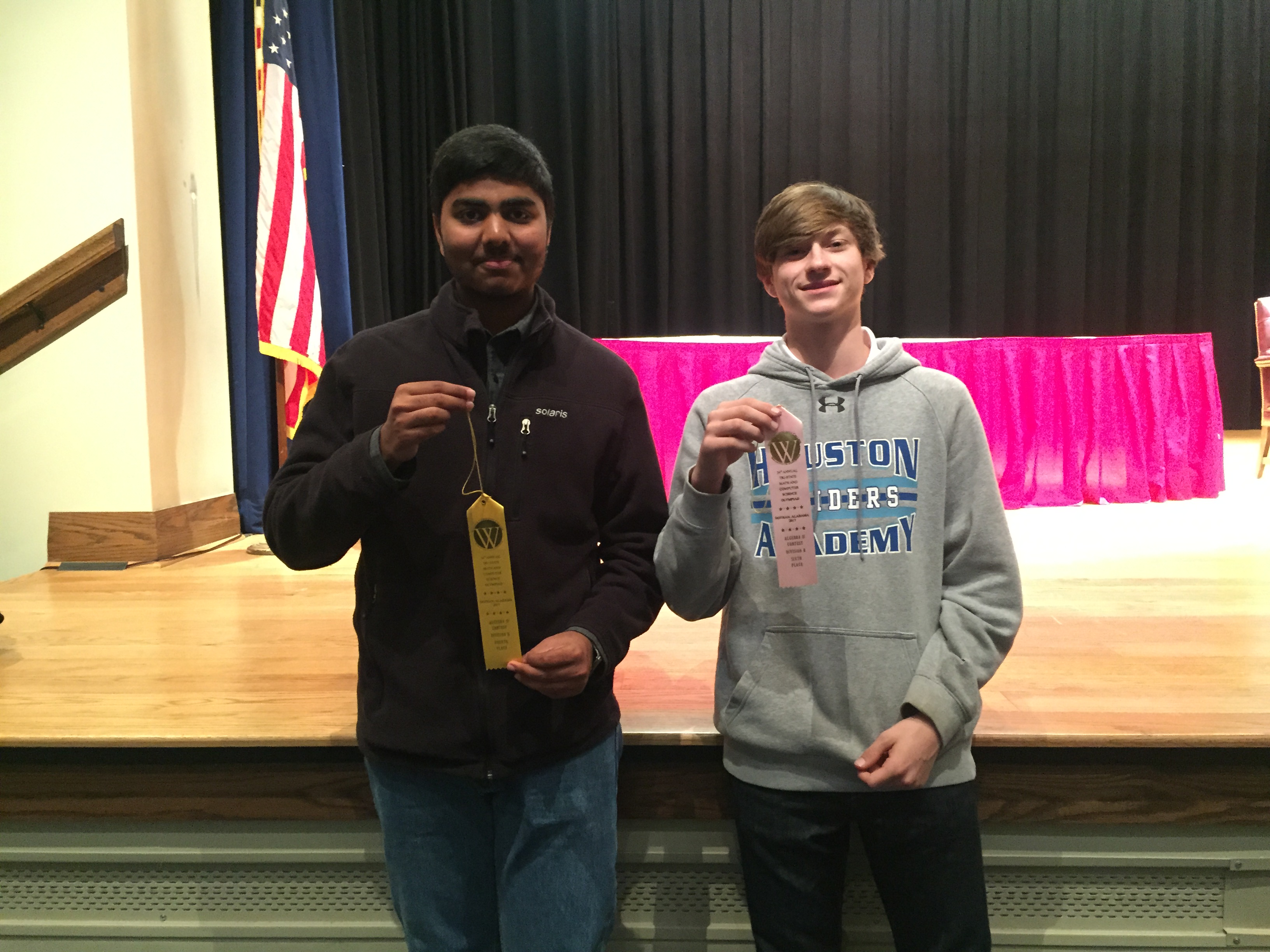 Math and Computer Science Olympiad | Houston Academy