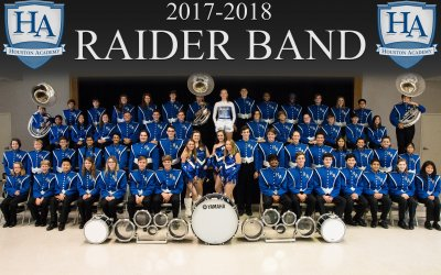 Houston Academy Band to Play at Troy University Basketball Game