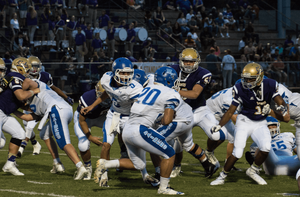 Football lands one player on the 3A All State first team