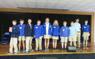 Kinion Fowler wins National Geographic Bee | Moves one step closer to $50,000 College Scholarship