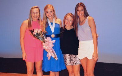 Catie McClimans named 2019 Distinguished Young Woman of the Year