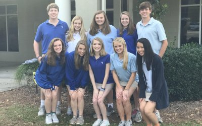 Ten Houston Academy students selected for Youth Leadership Dothan