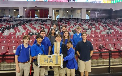 HA students compete in the Wiregrass BEST Robotics Competition