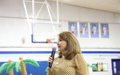 Teacher Tuesday Spotlight: Mrs. Karen Boothe