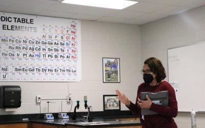 Teacher Tuesday Spotlight: Mrs. Vanessa Snell