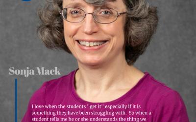 Teacher Tuesday Spotlight: Sonja Mack