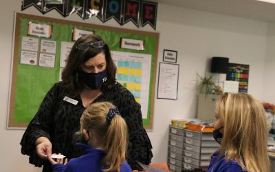Teacher Tuesday Spotlight: Ms. Segrid White