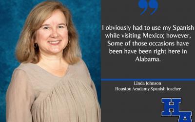 Teacher Tuesday Spotlight: Mrs. Linda Johnson